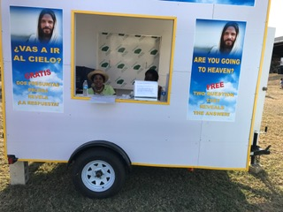 God Mobile in St. Croix